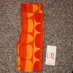 Kids L/XL Lularoe Halloween leggings